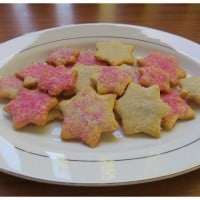 Twinkle Twinkle Little Star Biscuits